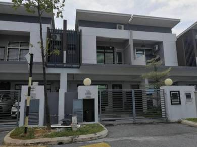 Double Storey House Garden Heights Phase 3, Rawang