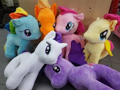 Soft plush Doll Toy My Little Pony 20,25,30CM