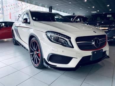 Recon Mercedes Benz GLA45 for sale