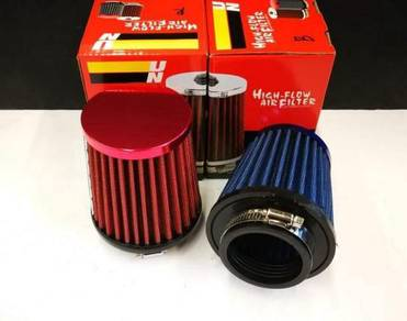 4 Throttle Air Filter Open Pod 2 Inch Universal