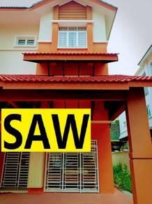 Sunway Bukit Gambier (CORNER) 2.5 Storey Terrace Land Size 2765 sqft