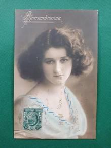 Postcard PENANG 1912 B67