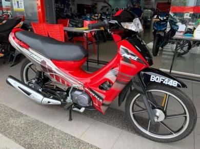 Modenas MR1 Sportrim New Bike ~ BQF448