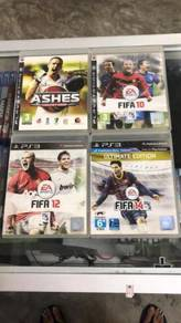 Ps3 games used may