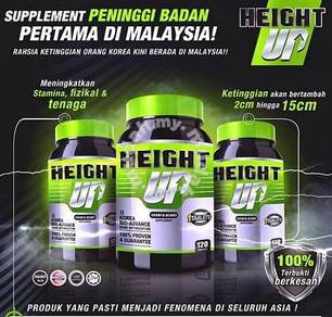 HeightUp 120 Tablets - 100% Original Height Up
