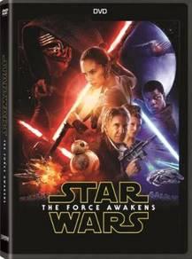 DVD Star Wars VII: The Force Awakens (Malay sub)