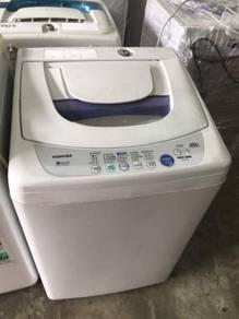 Toshiba 7kg top washing machine load automatic