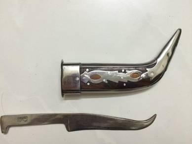 Antique Knife 212 Kirpan Pisau Antik Knives