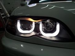 BMW E46 Lighting and E46 M3 tail Lamp