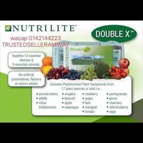 NUTRILITE DOUBLE X REFILL multivitamin