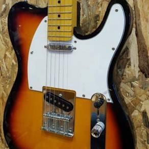 Guitar Fender Telecaster Sunburst