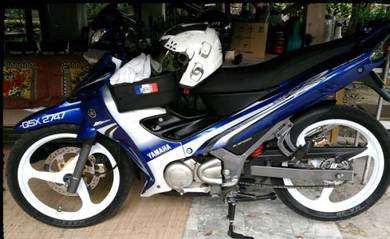 Yamaha 125 ZR 2013
