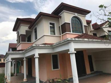 DESA CEMERLANG, Double Storey CORNER house FOR RENT