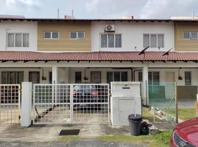 RUMAH LANDED MURAH   Teres Bandar Saujana Putra BSP SP 8 MAMPU MILIK