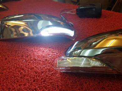 Vios 2013-2017 side mirror cover with signal led