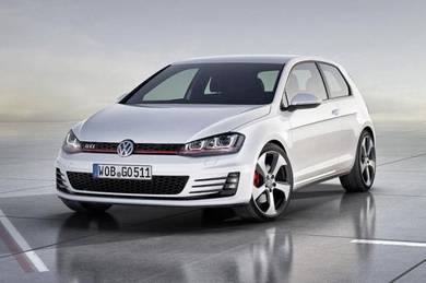 Volkswagen Golf MK7 GTI Bodykit Conversion