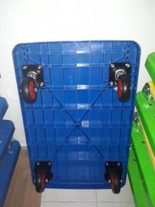 Trolley biru laut troli 150/300kg heavy platform