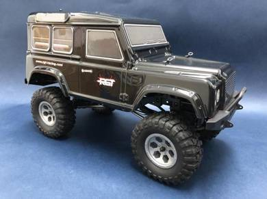RGT RC4 1/10 RC Remote Rock Cruiser
