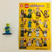 Lego Minifigures Series 10 Item no 6