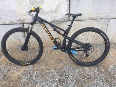 2018 Santa Cruz Tallboy 29 29r Mountain Bike Large