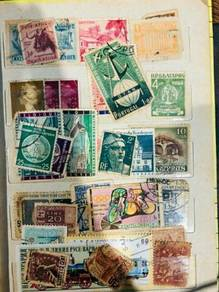 Old Stamp around the world for sell .
