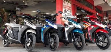 New Yamaha Ego Solariz 125 FI DP500