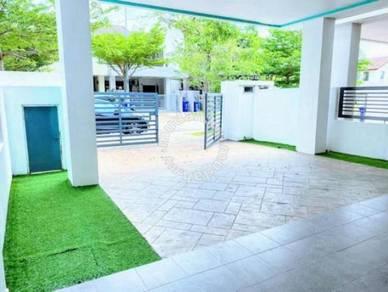 2-Storey Terrace LESTARIA Denai Alam - LOT SIZE 22x80