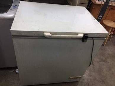 Ice box recondition Freezer Peti Sejuk Ais box