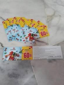 Theme Park Tickets