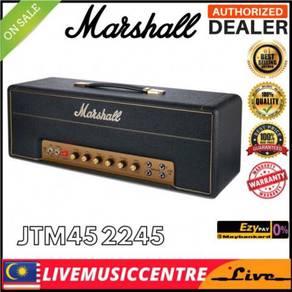 Marshall JTM45 2245 Tube Amp Head (JTM452245)