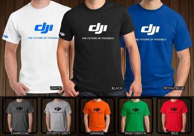 Tshirt Baju DJI FUTURE DJI14 TSV Siap Pos Laju