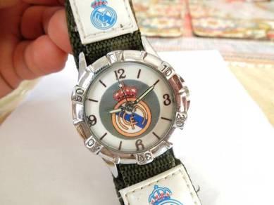 Real Madrid Quartz Watch