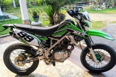 2014 Kawasaki klx150