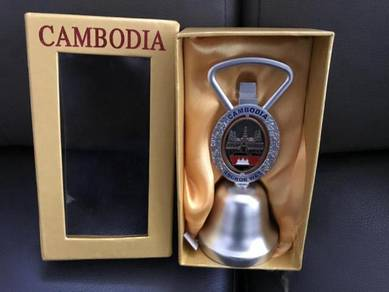 Cambodia Collectible Bell