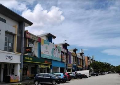 Strategic Location 2 Storey Shop Lot Kemuning Utama Kota Kemuning