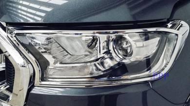 Ford ranger chrome head tail lamp cover