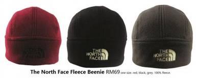 The North Face Fleece Beenie Winter Hat