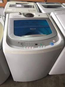National 8.5kg automatic washing machine top load