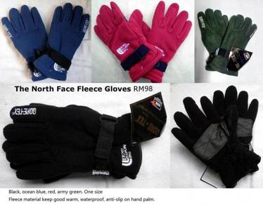 The North Face Sherpa Fleece Gloves