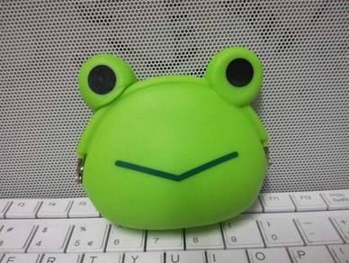 Cuttie Froggie Coin Bag