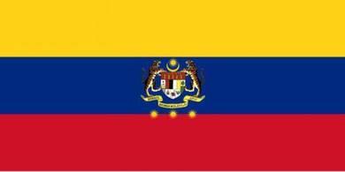Bendera Wilayah Persekutuan (3x6)