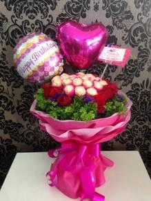 Bouquet Flower Service