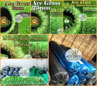 TOP Ace Grass Artificial Grass / Rumput Tiruan 12