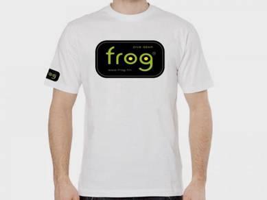 Tshirt Baju FROG TSV Siap Pos Laju