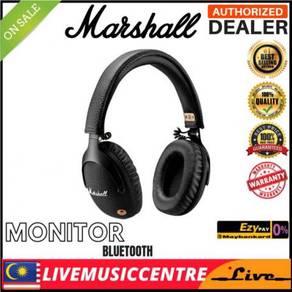 Marshall Monitor Bluetooth Headphone Black