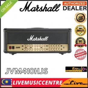 Marshall JVM410HJS Tube Guitar Amp Head (JVM410H)