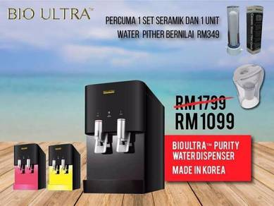 Penapis Air Water Filter Dispenser Bio Ultra [VA!]