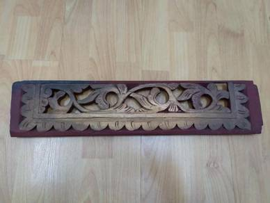 Wood Sculpture Vintage 11