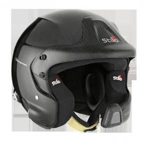 Stilo WRC DES Carbon Helmet FIA Rally / Circuit