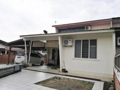 Extra Land SEMI D Single Storey Taman Bukit Ampangan SEREMBAN